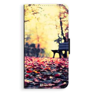 Flipové pouzdro iSaprio Bench 01 na mobil Huawei P9 Lite