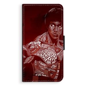 Flipové pouzdro iSaprio Bruce Lee na mobil Huawei P9 Lite