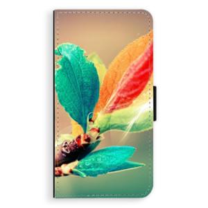 Flipové pouzdro iSaprio Podzim 02 na mobil Huawei P9 Lite