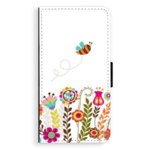 Flipové pouzdro iSaprio Včelka Pája 01 na mobil Huawei P9 Lite