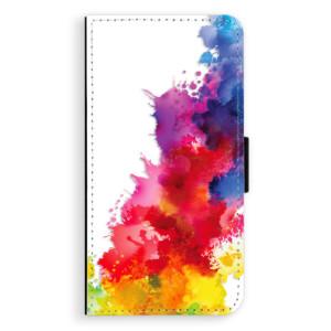 Flipové pouzdro iSaprio Color Splash 01 na mobil Huawei P9 Lite
