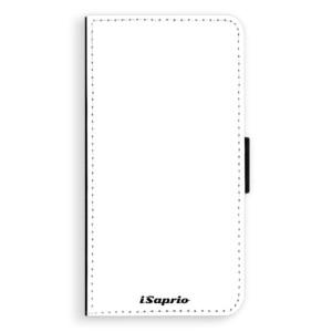 Flipové pouzdro iSaprio 4Pure bílé na mobil Huawei P9 Lite