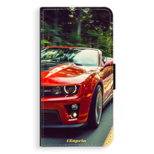 Flipové pouzdro iSaprio Chevrolet 02 na mobil Apple iPhone 7 Plus