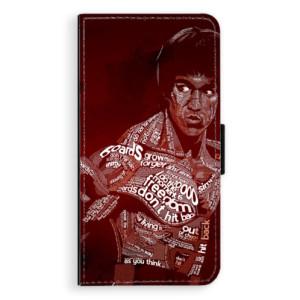 Flipové pouzdro iSaprio Bruce Lee na mobil Apple iPhone 7 Plus