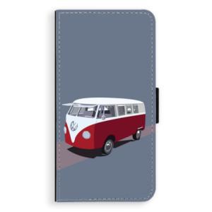 Flipové pouzdro iSaprio VW Bus na mobil Apple iPhone 7 Plus
