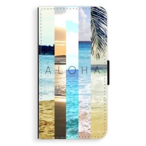 Flipové pouzdro iSaprio Aloha 02 na mobil Apple iPhone 7 Plus