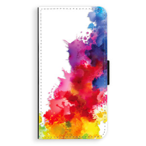 Flipové pouzdro iSaprio Color Splash 01 na mobil Apple iPhone 7 Plus