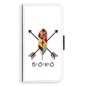 Flipové pouzdro iSaprio BOHO na mobil Apple iPhone 7 Plus