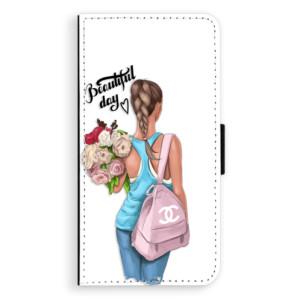 Flipové pouzdro iSaprio Beautiful Day na mobil Apple iPhone 7 Plus