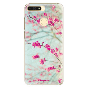 Plastové pouzdro iSaprio Blossom 01 na mobil Honor 7A