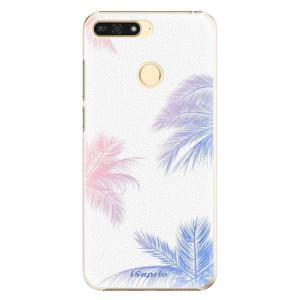 Plastové pouzdro iSaprio Palmy 10 na mobil Honor 7A