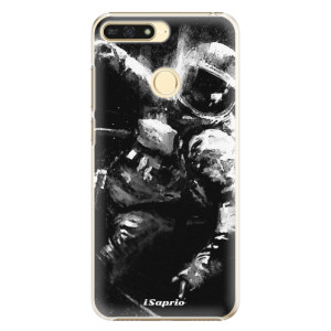 Plastové pouzdro iSaprio Astronaut 02 na mobil Honor 7A