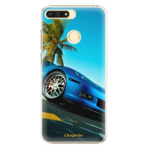 Plastové pouzdro iSaprio Kára 10 na mobil Honor 7A