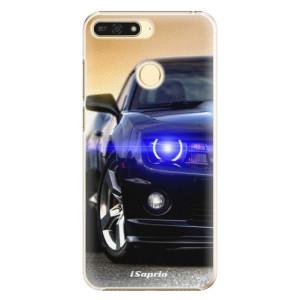 Plastové pouzdro iSaprio Chevrolet 01 na mobil Honor 7A