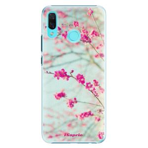 Plastové pouzdro iSaprio Blossom 01 na mobil Huawei Nova 3