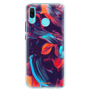 Plastové pouzdro iSaprio Barevný mramor 19 na mobil Huawei Nova 3