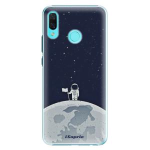 Plastové pouzdro iSaprio Na Měsíci 10 na mobil Huawei Nova 3 - poslední kousek za tuto cenu