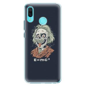 Plastové pouzdro iSaprio Einstein 01 na mobil Huawei Nova 3