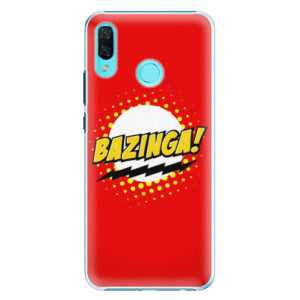 Plastové pouzdro iSaprio Bazinga 01 na mobil Huawei Nova 3
