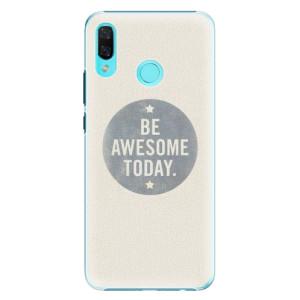 Plastové pouzdro iSaprio Awesome 02 na mobil Huawei Nova 3