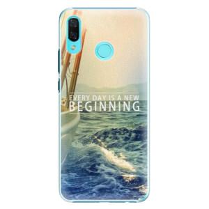 Plastové pouzdro iSaprio Beginning na mobil Huawei Nova 3