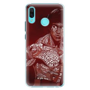 Plastové pouzdro iSaprio Bruce Lee na mobil Huawei Nova 3