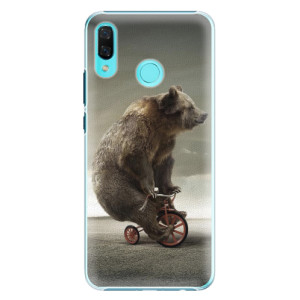 Plastové pouzdro iSaprio Medvěd 01 na mobil Huawei Nova 3