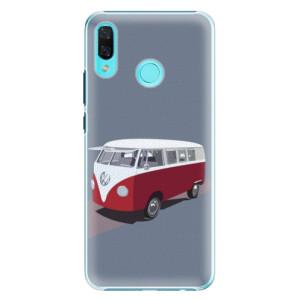 Plastové pouzdro iSaprio VW Bus na mobil Huawei Nova 3