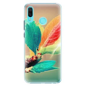 Plastové pouzdro iSaprio Podzim 02 na mobil Huawei Nova 3