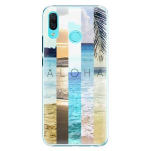 Plastové pouzdro iSaprio Aloha 02 na mobil Huawei Nova 3