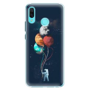Plastové pouzdro iSaprio Balónky 02 na mobil Huawei Nova 3