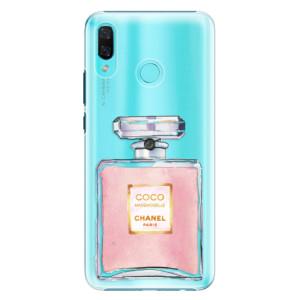 Plastové pouzdro iSaprio Chanel Rose na mobil Huawei Nova 3