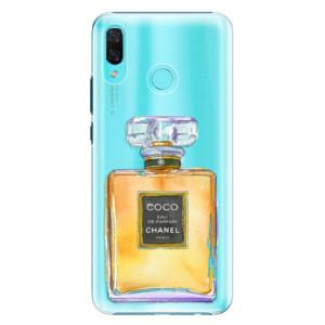 Plastové pouzdro iSaprio Chanel Gold na mobil Huawei Nova 3