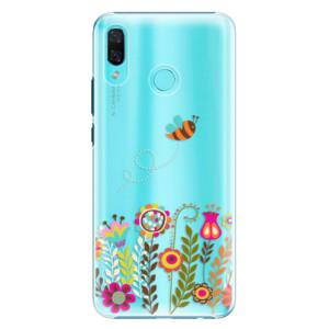Plastové pouzdro iSaprio Včelka Pája 01 na mobil Huawei Nova 3