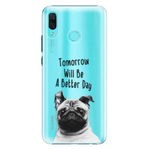 Plastové pouzdro iSaprio Better Day 01 na mobil Huawei Nova 3