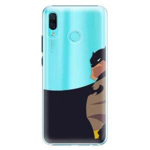 Plastové pouzdro iSaprio BaT Komiks na mobil Huawei Nova 3