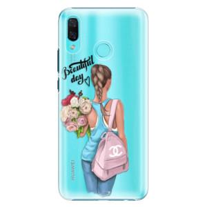 Plastové pouzdro iSaprio Beautiful Day na mobil Huawei Nova 3