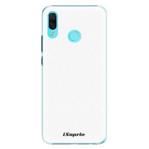 Plastové pouzdro iSaprio 4Pure bílé na mobil Huawei Nova 3