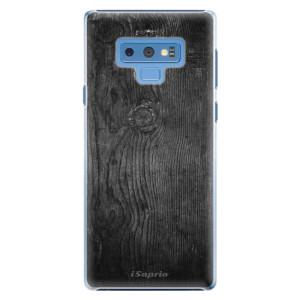 Plastové pouzdro iSaprio Black Wood 13 na mobil Samsung Galaxy Note 9