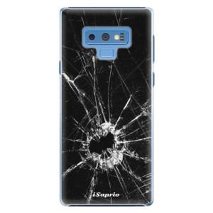 Plastové pouzdro iSaprio Broken Glass 10 na mobil Samsung Galaxy Note 9