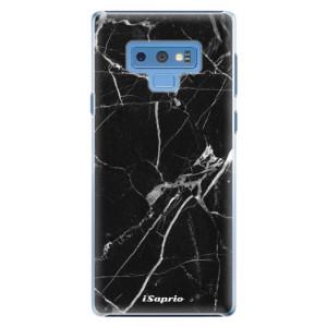 Plastové pouzdro iSaprio Black Marble 18 na mobil Samsung Galaxy Note 9