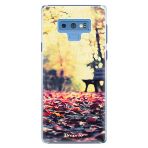 Plastové pouzdro iSaprio Bench 01 na mobil Samsung Galaxy Note 9