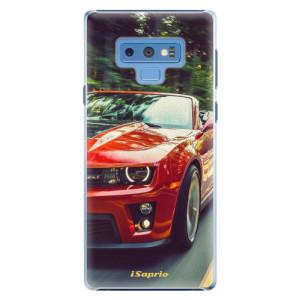 Plastové pouzdro iSaprio Chevrolet 02 na mobil Samsung Galaxy Note 9