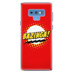 Plastové pouzdro iSaprio Bazinga 01 na mobil Samsung Galaxy Note 9