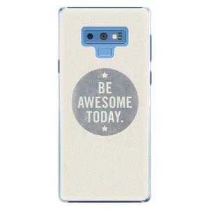 Plastové pouzdro iSaprio Awesome 02 na mobil Samsung Galaxy Note 9