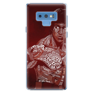 Plastové pouzdro iSaprio Bruce Lee na mobil Samsung Galaxy Note 9