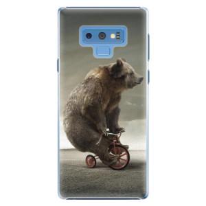 Plastové pouzdro iSaprio Medvěd 01 na mobil Samsung Galaxy Note 9