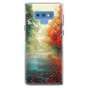 Plastové pouzdro iSaprio Podzim 03 na mobil Samsung Galaxy Note 9
