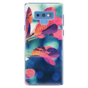 Plastové pouzdro iSaprio Podzim 01 na mobil Samsung Galaxy Note 9