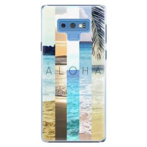Plastové pouzdro iSaprio Aloha 02 na mobil Samsung Galaxy Note 9